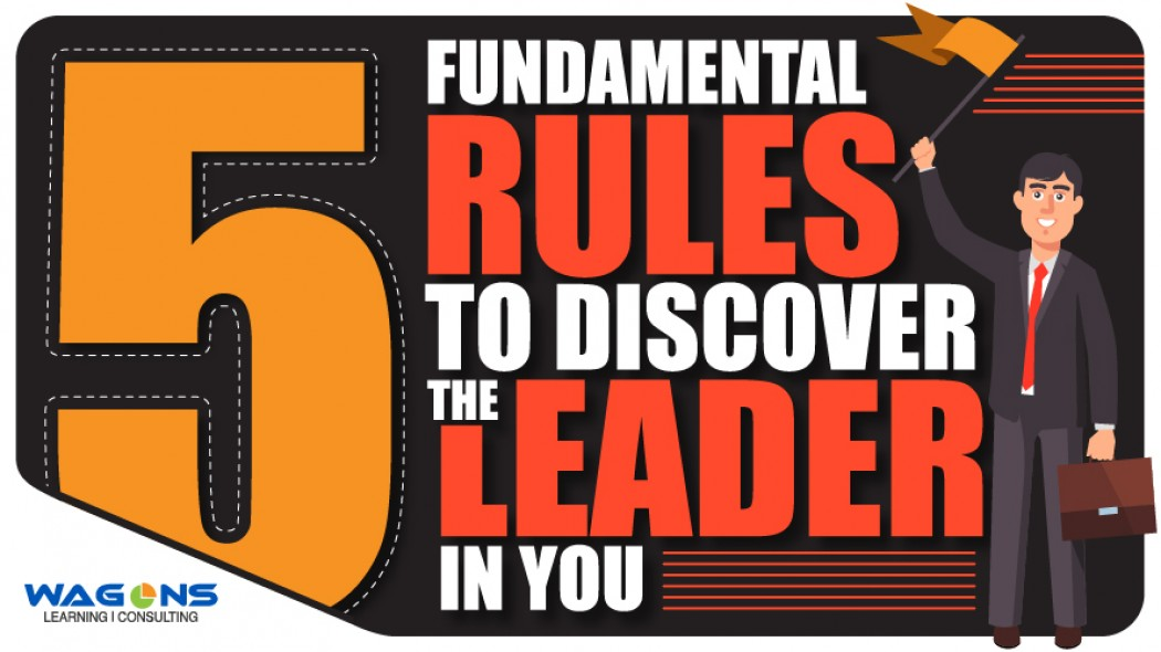 5 Fundamental Rules to Discover the Leader in You