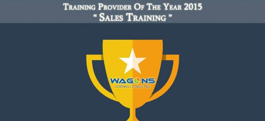 Training providers of the Year 2015 In Sales Training