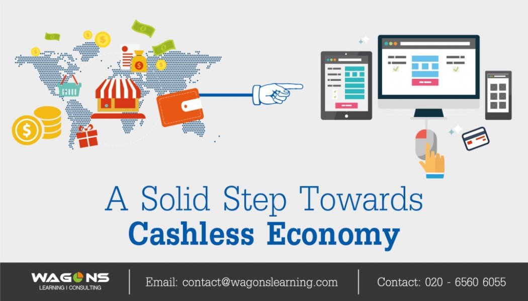 A Solid Step Towards Cashless Society – Training Program