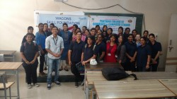 International Women's Day Activity For Pratibha College Pune