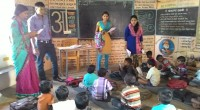 Children's Day Activity At Shikrapur