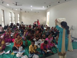 Training and Awareness on Cloth and Paper Bags Pune
